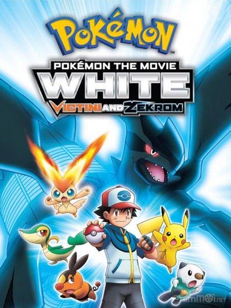 Phim Pokemon Movie 14 bản White: Victini và Hắc anh hùng Zekrom