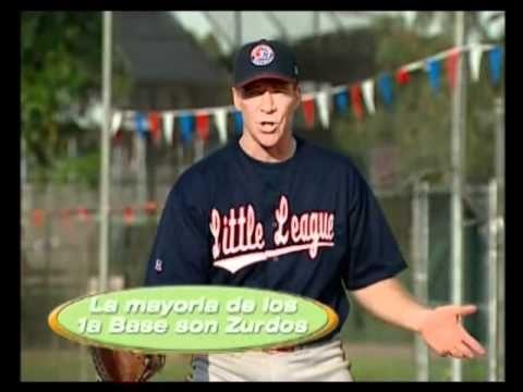 Play Ball Little League! Aprende Béisbol - Fildeo