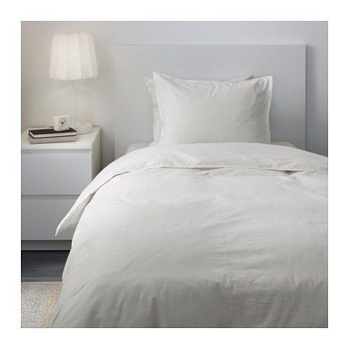 Angslilja Duvet Cover And Pillowcase S White Full Queen Double Queen Ikea Duvet Cover Master Bedroom White Duvet Covers Best Duvet Covers