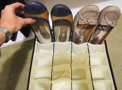 Organizador de sapatinhas