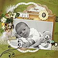 pages de scrap - Page 3 - unbrin2scrap