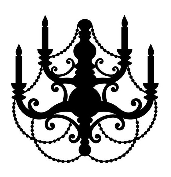 Graphic black chandelier mozeypictures Choice Image