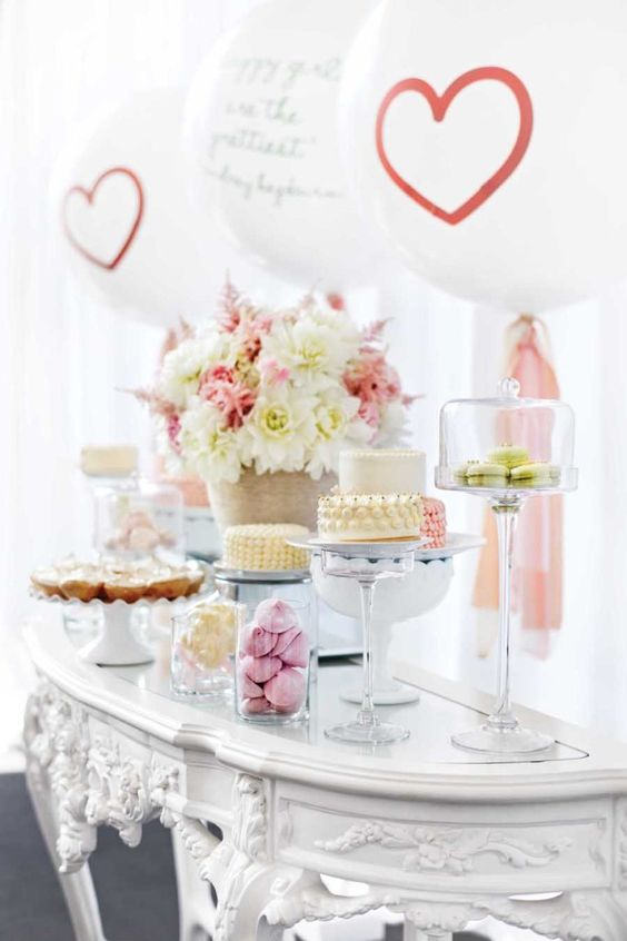 dessert bars babies classic glasses showers desserts bar baby showers