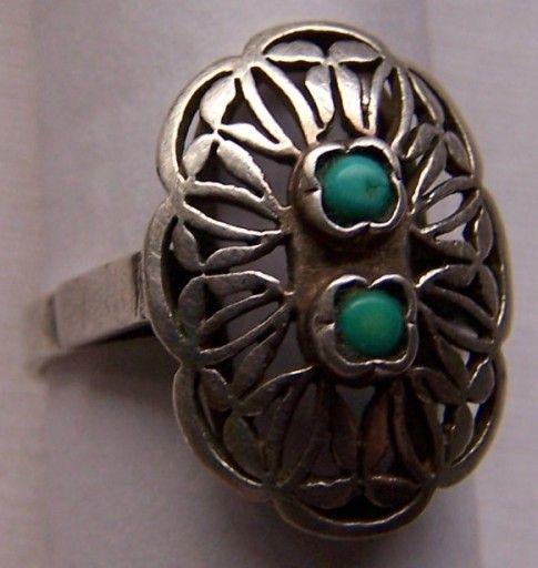Duzy Katalogowy Srebrny Warmet Z Turkusami Bcm 7137654615 Oficjalne Archiwum Allegro Polish Jewelry Ancient Jewelry Jewelry