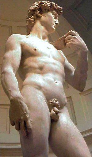 David - Escultura de Michaelangelo