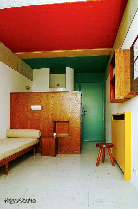 Maison du br sil le corbusier architecture for Chambre universitaire paris