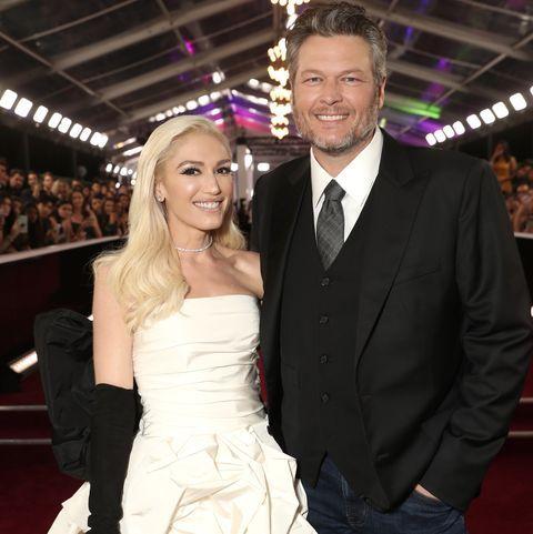 Blake Shelton Didn T Deny Rumors That He S Already Married To Gwen