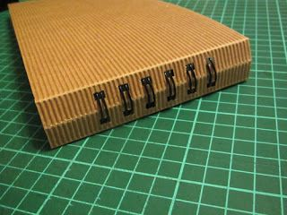 tutorial - binding enclosed with cover