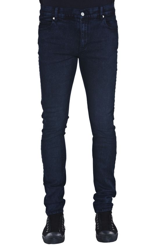 Pre Wash Midnight Tight Jeans #cheapmonday #jeans #blue #prewash