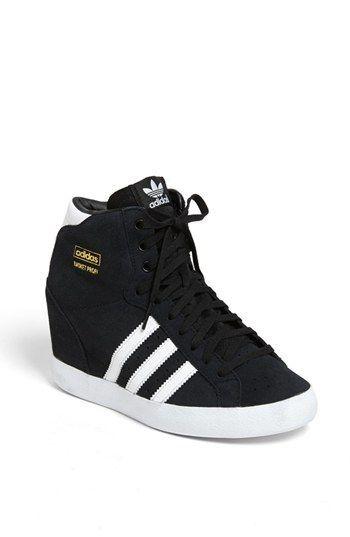 adidas 'Basket Profi' Hidden Wedge Sneaker (Women) | Nordstrom