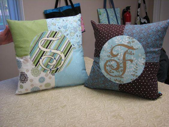 Free Sewing Pattern: Pimp my Pillow