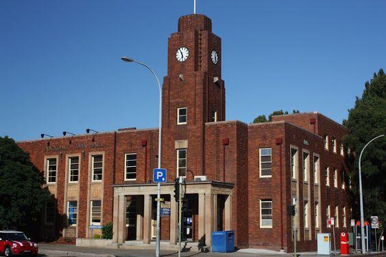 Rockdale Town Hall.  #realestate #raineandhorne #rhrockdale