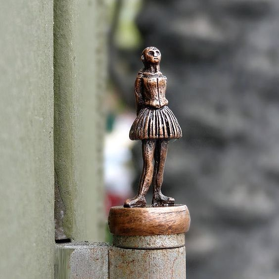 New for Summer 2012! Ballerina: Gracefully pirouetting this #handcrafted #decor #accessory will dance her way through the doors of your heart