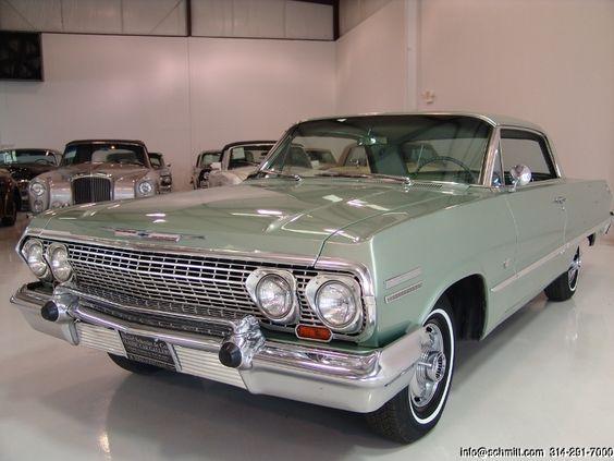 Daniel Schmitt Amp Co Classic Car Gallery Presents 1963