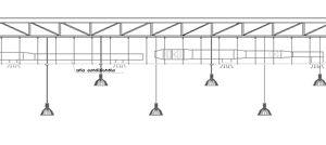 Controsoffitti dwg - controsoffittature - ceiling dwg
