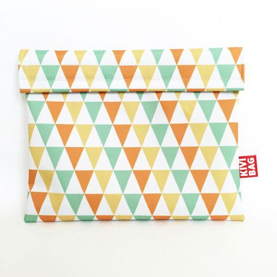 Sandwich Bag-Triangle