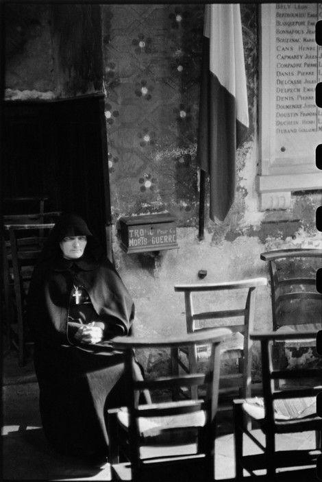 Henri Cartier-Bresson. France 1952