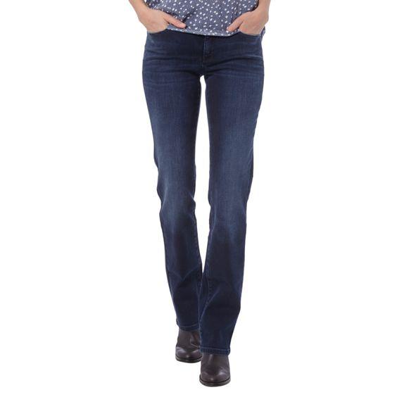 | #Cambio #Straight #Fit #Jeans mit #hoher #Leibhöhe #für #Damen