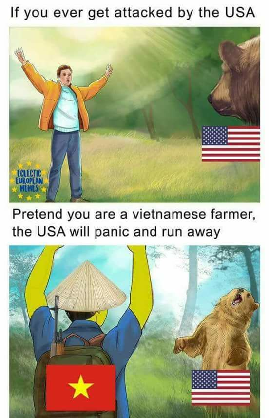 Vietnam War Meme Google Search Nerd Jokes Memes Funny Memes