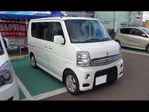 2013 Suzuki Everywagon Pz Turbospecial Exterior Interior Youtube Suzuki Suv Vehicles