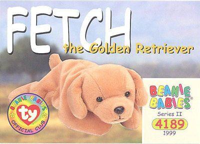 Beanie Babies 1st Edition Series 2   https://seadogsbeach.blogspot.com/