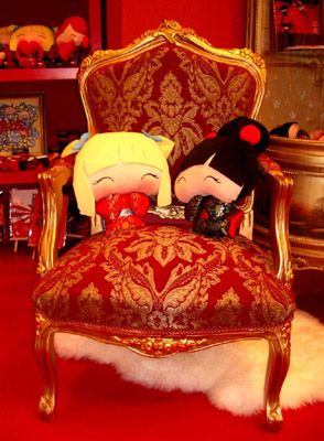 Ketemeto & Asako Pijama Cushion