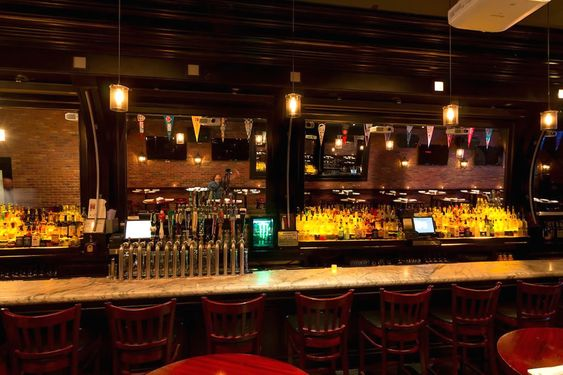 Restaurant Bar Designs Layouts Sports Restaurant Bar