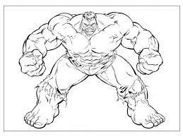 Risultati Immagini Per Hulk Da Colorare Per Bambini Hulk Disegni Da Colorare Immagini