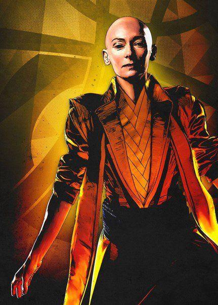Doctor Strange || The Ancient One | MARVEL | Pinterest ...