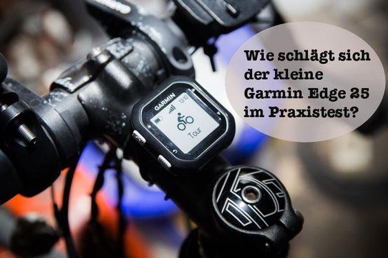 Mein Garmin Edge 25 Test, was erwartet dich beim kleinsten GPS Fahrradcomputer?