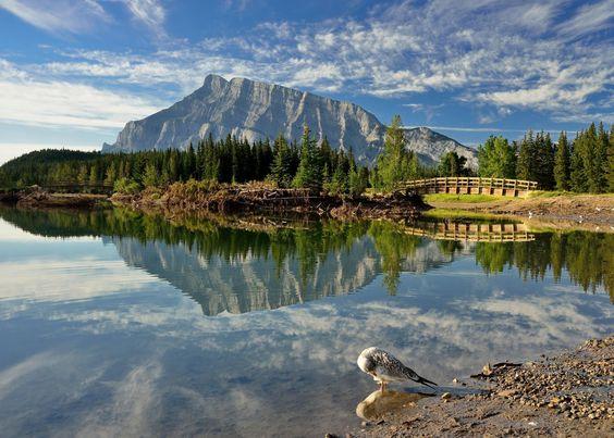 #Paisaje #Natura #Montañas #Lago