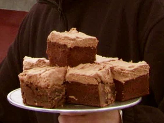 Mocha Brownies from FoodNetwork.com
