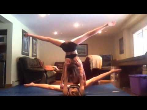 2 Person Acro Stunts Cool Pinterest The O Jays