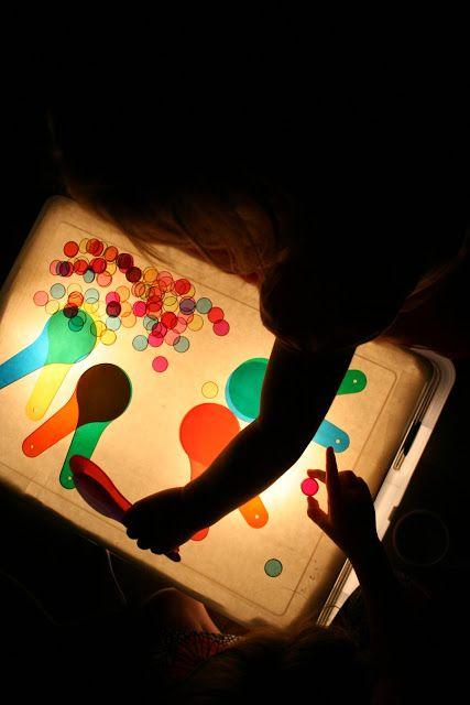 Pinterest le catalogue d 39 id es - Fabriquer une table lumineuse led ...