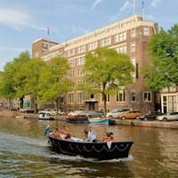 Low Cost Hotel Nh City Centre Amsterdam Netherlands To