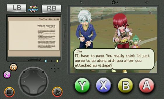 Tales Of Innocence English Patch Nds Rom Nintendo Ds