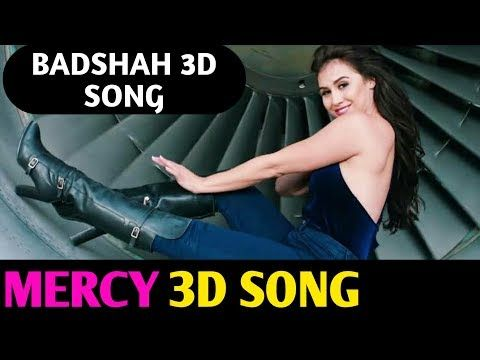 Mercy 3d Audio Song Bass Boosted Badshah Feat Lauren Gottlieb 3d Song Youtube Youtube Bollywood Songs Songs