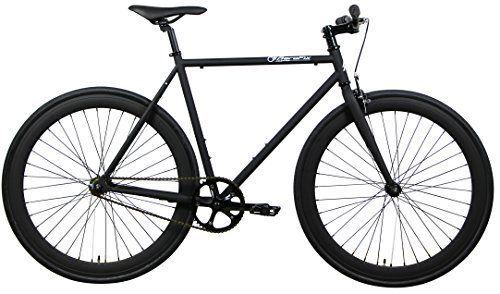 Aerofix Spade 58cm Fixed Gear Single Speed Urban Fixie Road Bike
