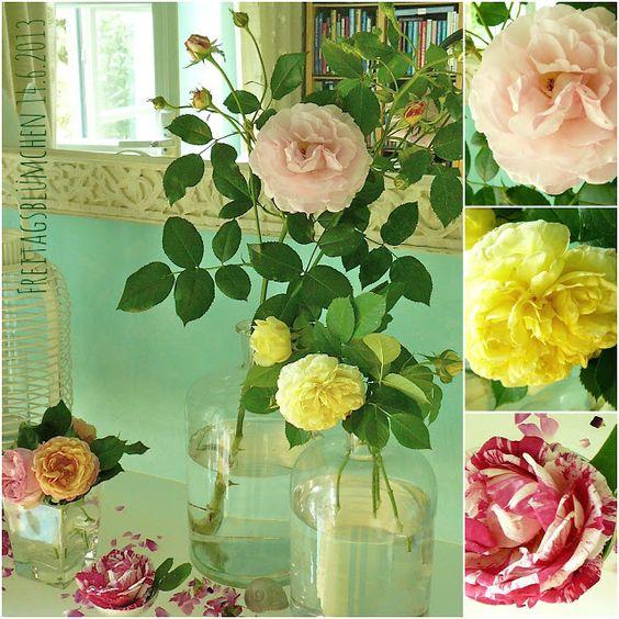 le monde de kitchi: Friday - Flowerday # 24