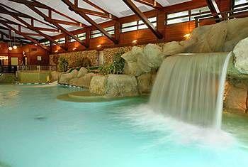 Disney's Sequoia Lodge Hotel Swimming Pool