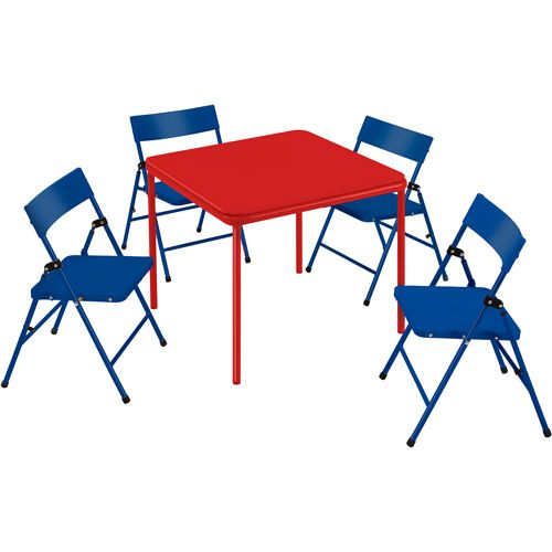 Safety 1st - Childrens Folding Table and Chairs (Mix and Match)