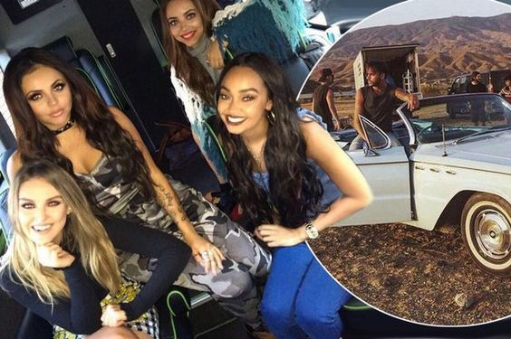 Have Little Mix used a Zayn Malik lookalike in the video for new single Shout Out To My Ex? - Mirror Online
