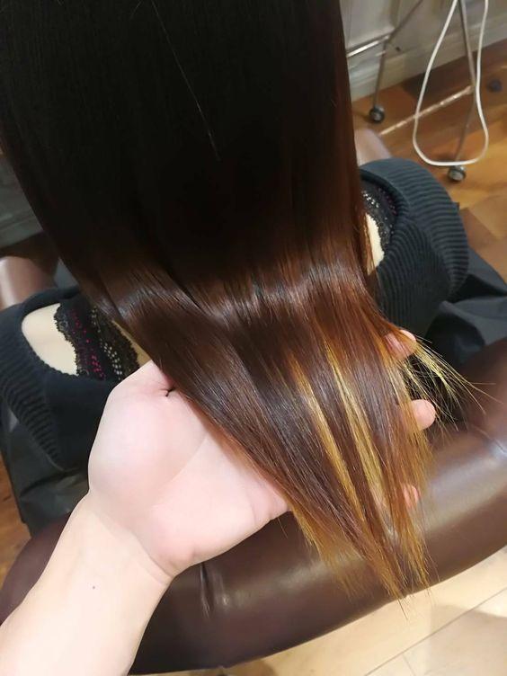 髪質改善カラーエステでツヤ髪復活 大宮 Vanilla バニラ ヘアサロン