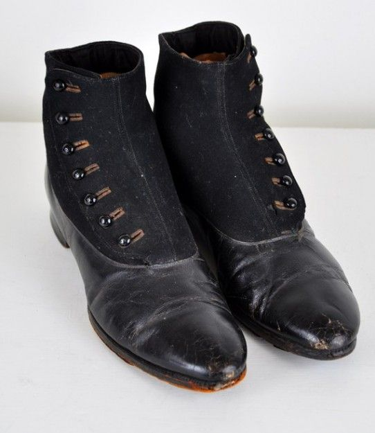 victorian era dress shoes victorian mens shoes vintage