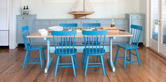 Annapolis maryland cottages and kitchen tables on pinterest Maine wood furniture
