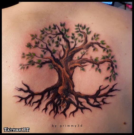 Tatouage Arbre Recherche Google Tatoo Pinterest Recherche