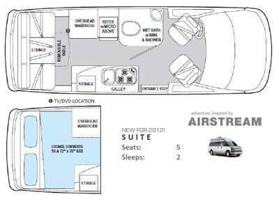 floor plan of chevy express Google Search Van Interior ideas