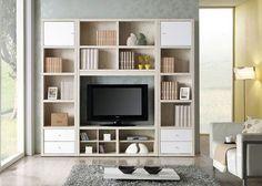 bookshelves tv units - Google Search