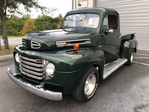 1949 Ford F1 Pickup Truck Old Trucks For Sale Vintage Classic