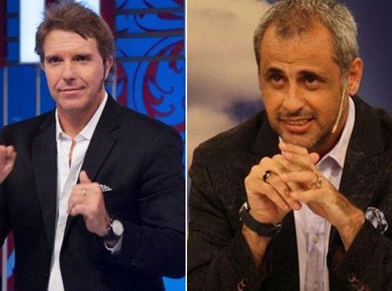 Fantino y Rial, entre los conductores más deseados por la mujeres argentinas. ¿Te parece?